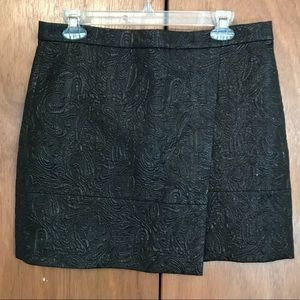 J Crew patterned skirt. NWT size 8